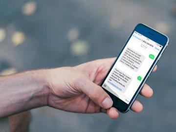 Sms ile Kredi Notu Öğrenme
